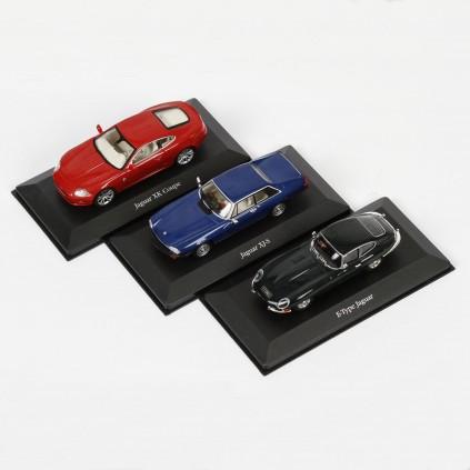 Jaguar Grand-Tourer-Serie im Maßstab 1:43
