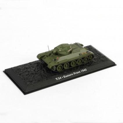Der T-34/76 - Wegweisend im Panzerbau