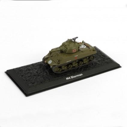 Der M4A3 Sherman - Ein Panzer für jede Front