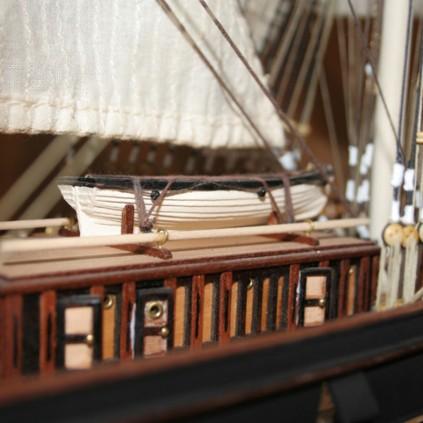 Cutty Sark | Modell im Maßstab 1:84  | Komplett-Set