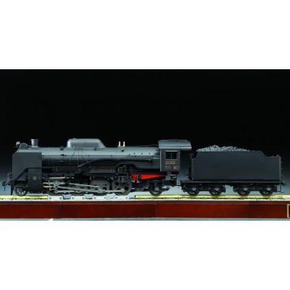Bauen Sie die Dampflokomotive D51