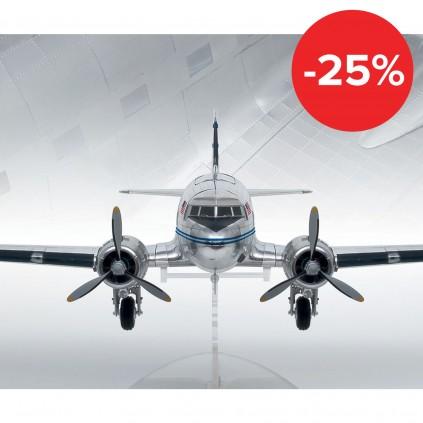 Douglas DC-3 - 25% Rabatt
