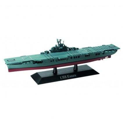 USS Essex - Maßstab 1:1250
