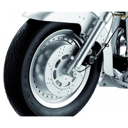 Harley-Davidson Fat Boy - Der Vorderreifen