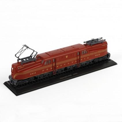 Die amerikanische GG1 der Pennsylvania Railroad (PRR)