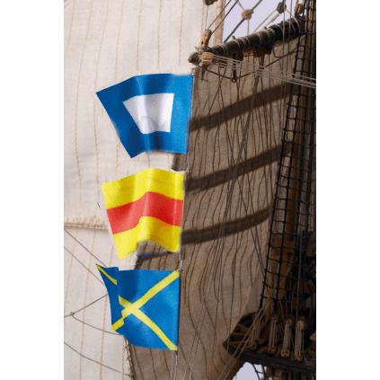Admiral Nelsons HMS Victory - Exakte historische Details