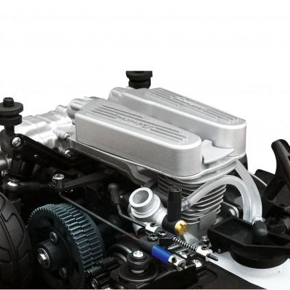 Baue und fahre den Lamborghini Huracán - Motor: Nitro, 3cm³