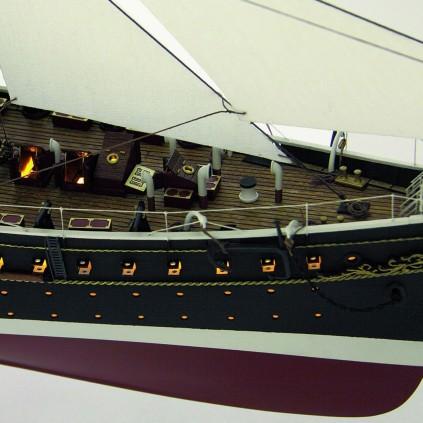 Bauen Sie das Standart Yacht Modell | ModelSpace