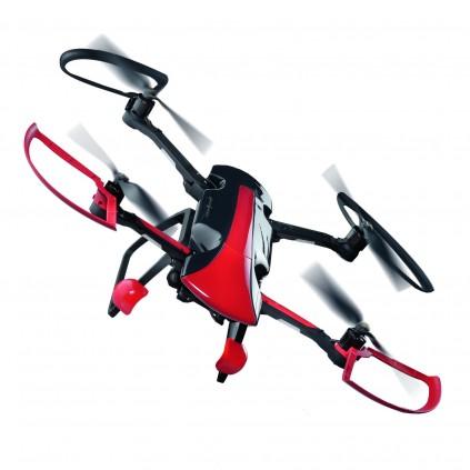 Bau und flieg die Sky Rider Drohne - Höchstgeschwindigkeit (Aufsteigen/Absinken): 5 m pro Sekunde