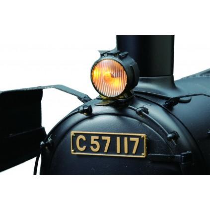 Bauen Sie die Dampflokomotive C57