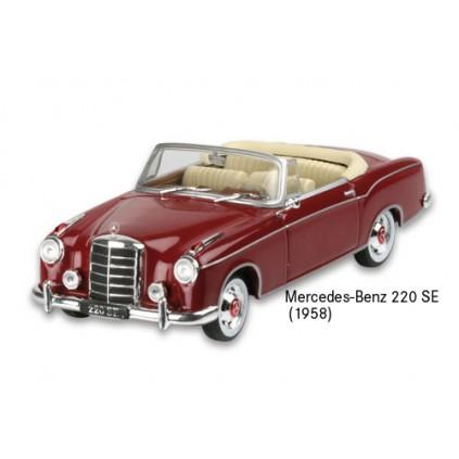 Mercedes-Benz 220 SE (1958)