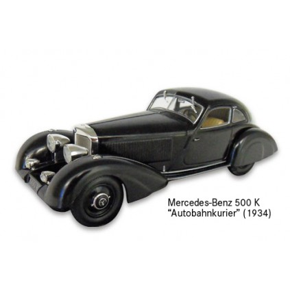 "Mercedes-Benz 500 K ""Autobahnkurier"""