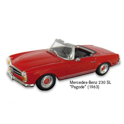 "Mercedes-Benz 230 SL ""Pagode"" (1963)"