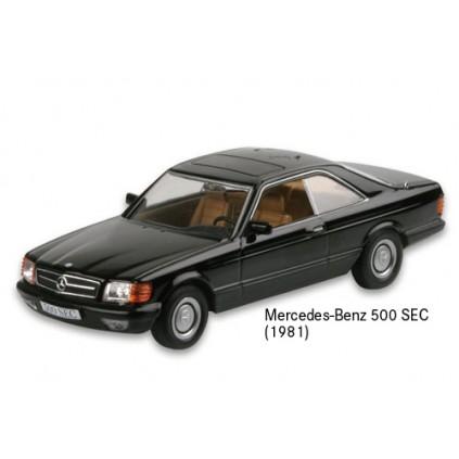 Mercedes-Benz 500 SEC (1981)