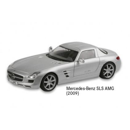 Mercedes-Benz SLS AMG (2009)