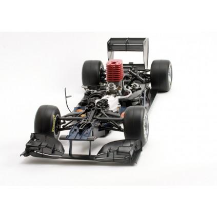 Red Bull Racing RB7 - Kraftübertragung mittels Getriebewelle über das Heckdifferenzial mit Kegelradgetriebe