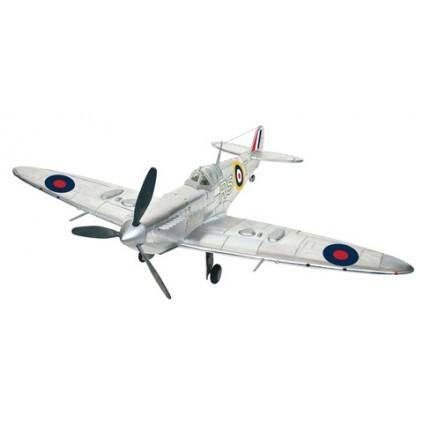 Bauen Sie die Supermarine Spitfire - Maßstab 1:12