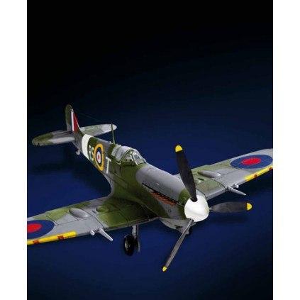 Bauen Sie die Supermarine Spitfire - Offiziell lizensiert durch die Royal Air Force