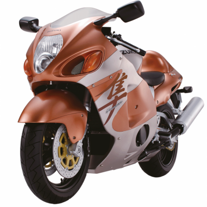 Suzuki Hayabusa | 1:4 Modell