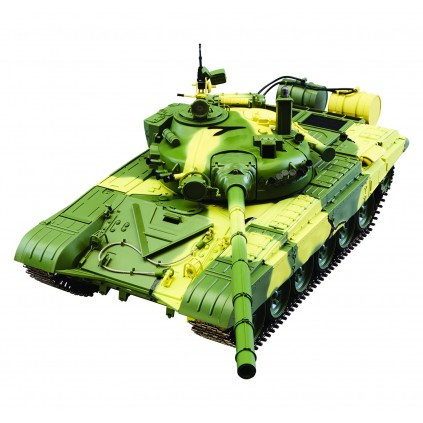 Russischer Panzer T-72 | 1:16 Modell | Komplett-Set