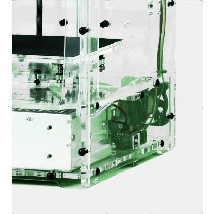Bauen Sie Ihre idbox! - Der 3D-Drucker