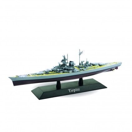 Tirpitz - Maßstab 1:1250