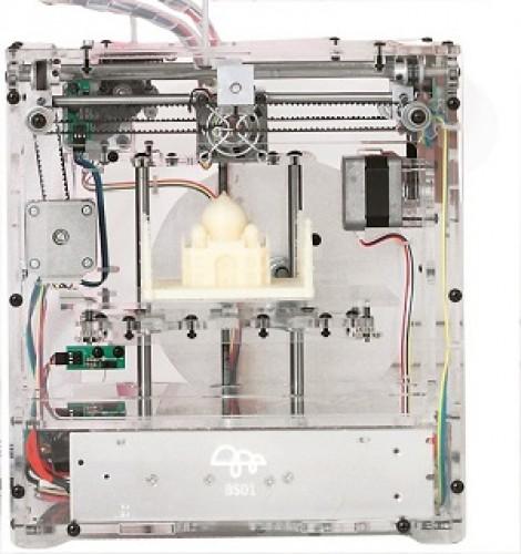 Bauen Sie Ihre idbox! - Druckgeschwindigkeit: 100 mm pro Sekunde