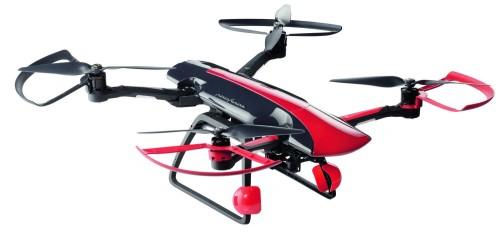Bau und flieg die Sky Rider Drohne - Elektromotoren der jüngsten Generation