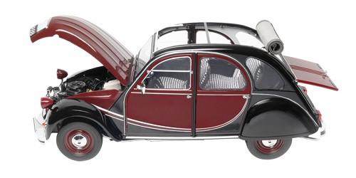 Citroën 2 CV Charleston - Maßstab 1:8