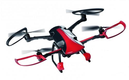 Bau und flieg die Sky Rider Drohne - Flugmodus: Manuell und gestützt mit Headless-Funktion