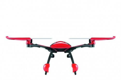 Bau und flieg die Sky Rider Drohne - Die ultimative Kombination von Modellflug und Fotografie!