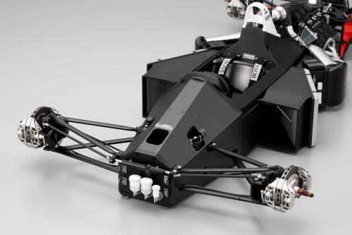 Bauen Sie den McLaren Honda MP4/4 - Detailgetreue und authentische Reproduktion