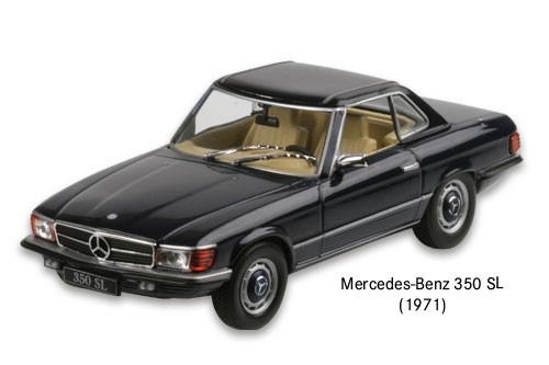 Mercedes-Benz 350 SL (1971)