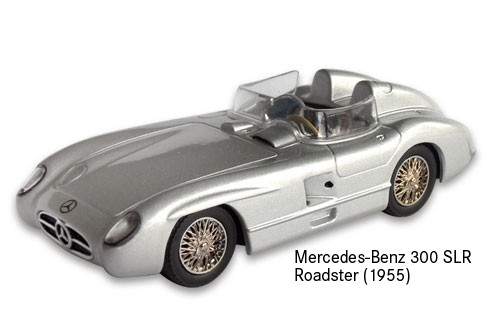 Mercedes-Benz 300 SLR Roadster (1955)