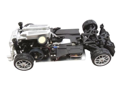 Baue und fahre den Lamborghini Huracán - Antrieb: Allrad