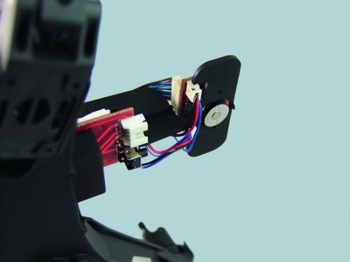 Bau und flieg die Sky Rider Drohne: Die Bordelektronik befindet sich auf dem neuesten Stand der Technik