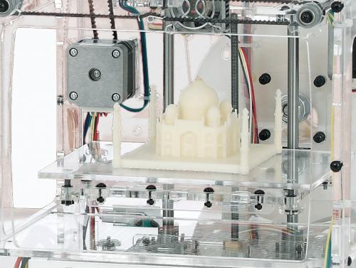 Bauen Sie Ihre idbox! - Filamente: PLA, ABS Durchmesser jeweils 1,75 mm