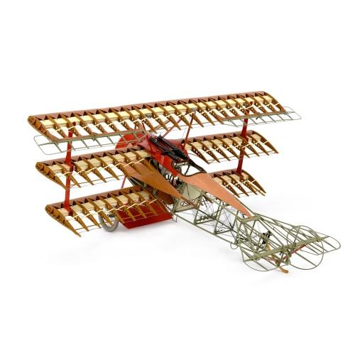 Fokker Dr.I Red Baron   1:16 Scale   Full Kit