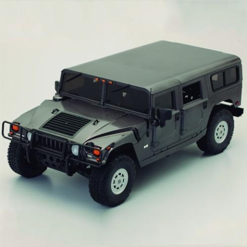Bau und steuere den Hummer H1 - Maßstab 1:8