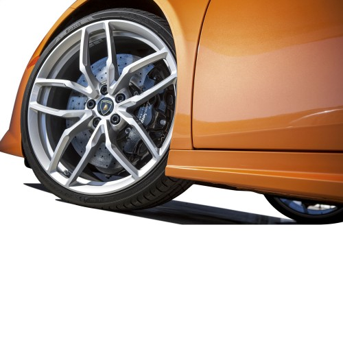 Baue und fahre den Lamborghini Huracán - Modernste Technologie