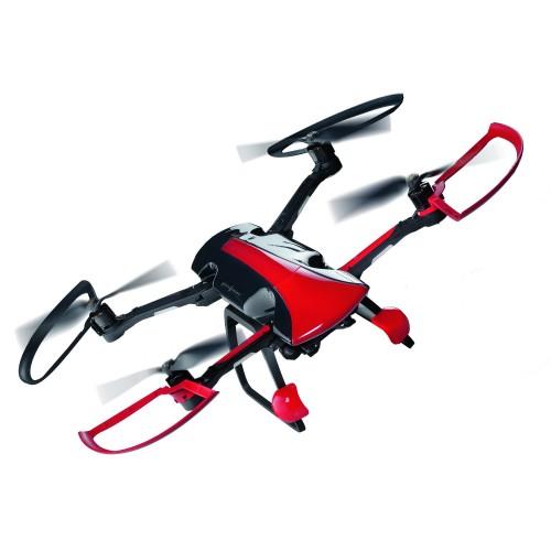 Bau und flieg die Sky Rider Drohne - Giergeschwindigkeit: 220° pro Sekunde