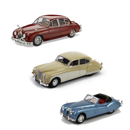Jaguar XK-Serie im Maßstab 1:43