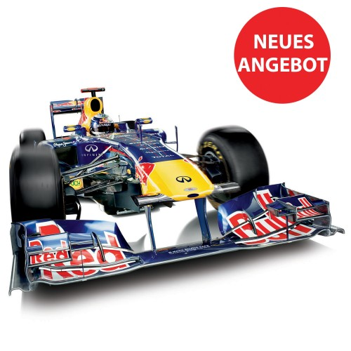 Red Bull Racing RB7 - Maßstab 1:7