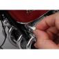 Honda Dream CB750 FOUR - Stecken Sie den Schlüssel hinein um am Modell den Strom anzuschalten.