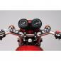 Honda Dream CB750 FOUR - Auch die Details der Instrumente sind originalgetreu reproduziert.