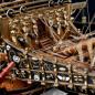 Bauen Sie die Sovereign of the Seas - Atemberaubende Details