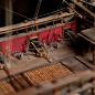 Bauen Sie die Sovereign of the Seas - Kanonen, Winden und Deckausrüstung bestechen durch reichhaltige Details.