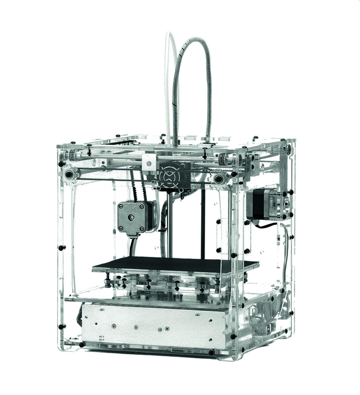 costruisci la tua stampante 3d deagostini modelspace. Black Bedroom Furniture Sets. Home Design Ideas