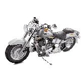 Costruisci Harley Davidson Fat Boy | Scala 1:4
