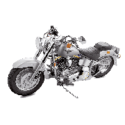 Harley Davidson Fat Boy - Kit Completo | Scala 1:4